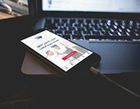 تطبيق ذكي لمكتب دعوة الجبيل - iOS Application