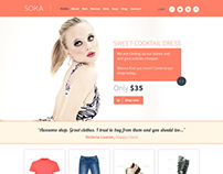 SOKA - Fashion Online Store