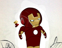Avengers - Digital Painting