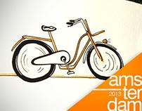 AMSTERDAM | desenhos de viagem