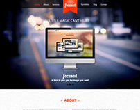 focused - Creative Portfolio Theme