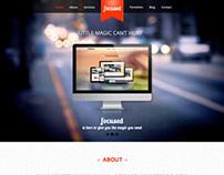 focused - Creative Portfolio Theme