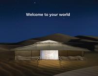Saudia Corporate ads 2012