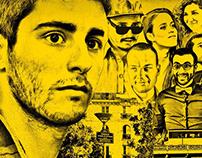 Les Vilains Redux - Feature Film Artwork