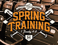 Spring Training Series