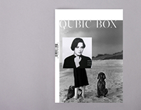 QUBIC BOX MAGAZINE