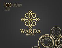 WARDA HOTEL/ LOGO
