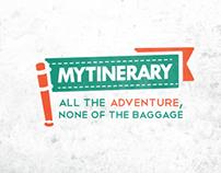 Mytinerary Logo Concept