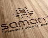 Samand Identity Branding