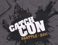 CatchCon merchandise