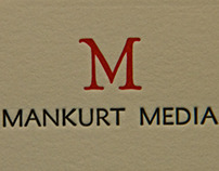 Mankurt Media Logo Animation