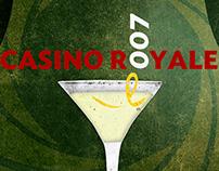 James Bond Film Poster Series