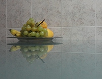 White Grapes – Stop Motion