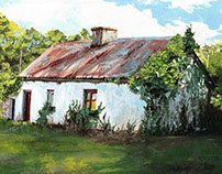 Family Home in Moheranea, County Fermanagh, Ireland