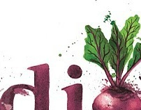 Logo design & illustration fruit n veg company