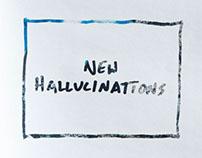 New Hallucinations Catalogue & Website