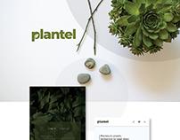 Plantel App Design