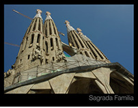 Sagrada Familia - photo book