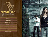 BROWN LABEL
