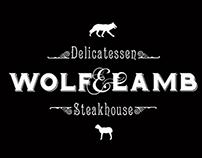 TYPOGRAPHY: Wolf & Lamb