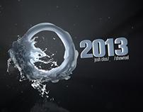 VFX Showreel 2013