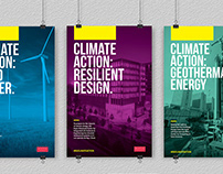 Climate Action Plan Posters