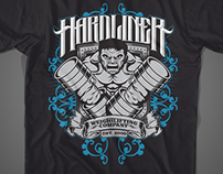 Hardliner t-shirt