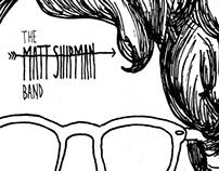 Matt Shipman Band: Illustration, Print Graphics