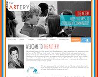 The ARTery: Website