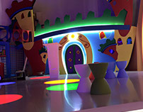 Oman TV Kids Program Studio