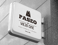 PASEO DEL VIEJO CINE