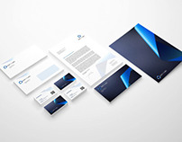 Visual Identity/ Just For Labs