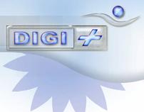 Digi+  Broadcast identity