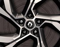 Roll-up Concessionario Renault Autobase