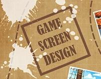 Game BG design