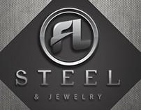 Fl Steel Jewerly