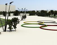 Projeto Parque Olímpico