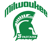 Milwaukee Spartans Logo