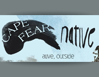 Cape Fear Native Website Design