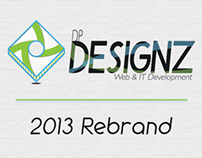 dpDesignz Re-brand Proposal