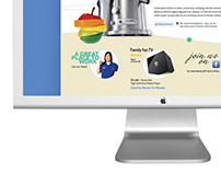 Best Buy, With Her In Mind - web concepts