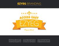 EZYEG - Modern Retro Branding