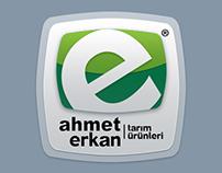 AHMET ERKAN TARIM ÜRÜNLERİ - WEB SİTESİ