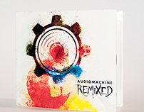 Audiomachine - Remixed - CD Cover