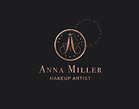 Makeup Artist - Logo for sale! www.One-Giraphe.com