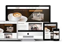Volga Enterprise UI/UX, Web Design & Branding