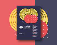 THE CLUB proposals_ Poster Design