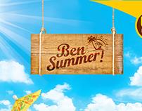 Ben Summer Burger
