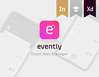 Evently - Event Task Manager App