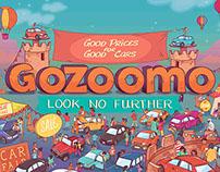 Print for Gozoomo!